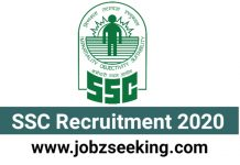SSC Admit Card 2020