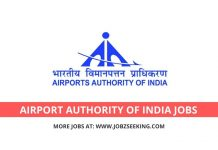 Airport Authority Of India jobs