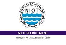 NIOT jobs