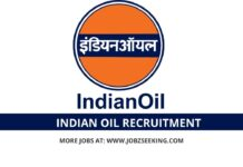 indian oil jobs